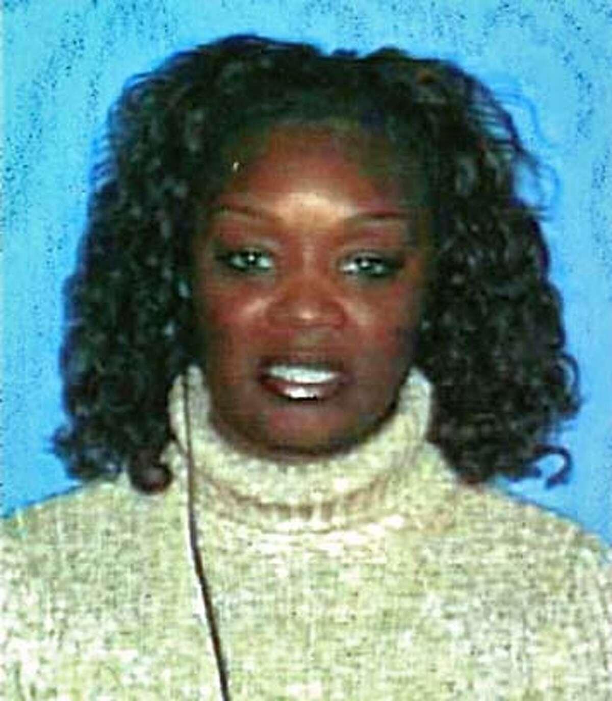 DMV photo of Tanya Jean McCall.