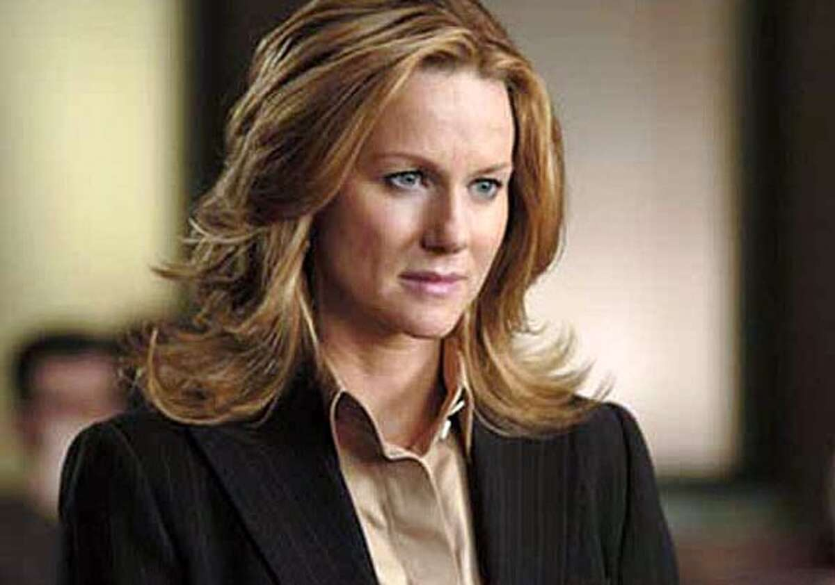 """Still of actress Laura Linney in """"The Exorcism of Emily Rose."""""""