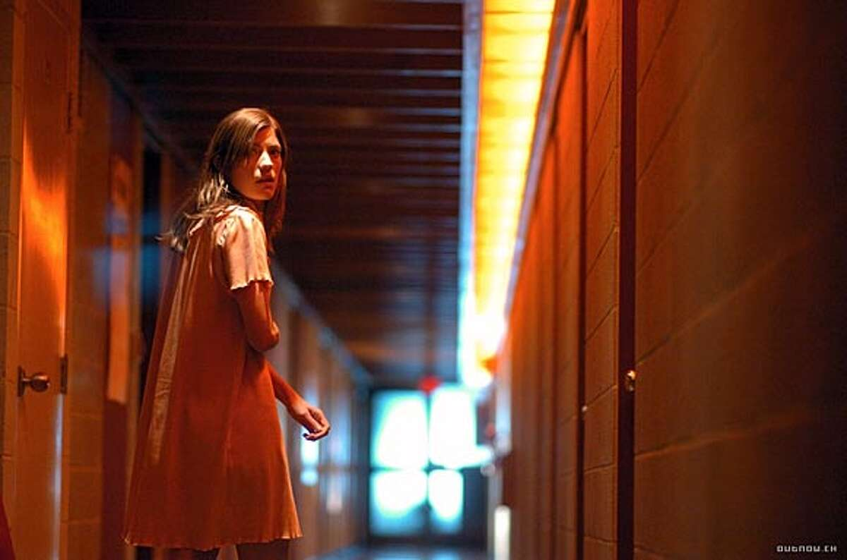 """Still from the movie, """"The Exorcism of Emily Rose."""" The actress is Jennifer Carpenter."""
