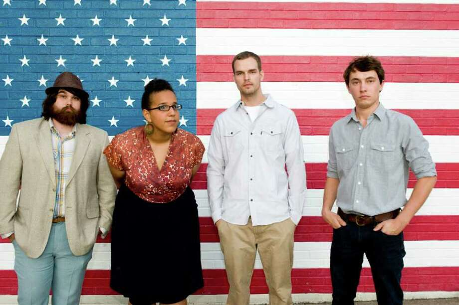 Alabama Shakes3:50 p.m. June 1, Stage 3 Photo: Don Van Cleeve
