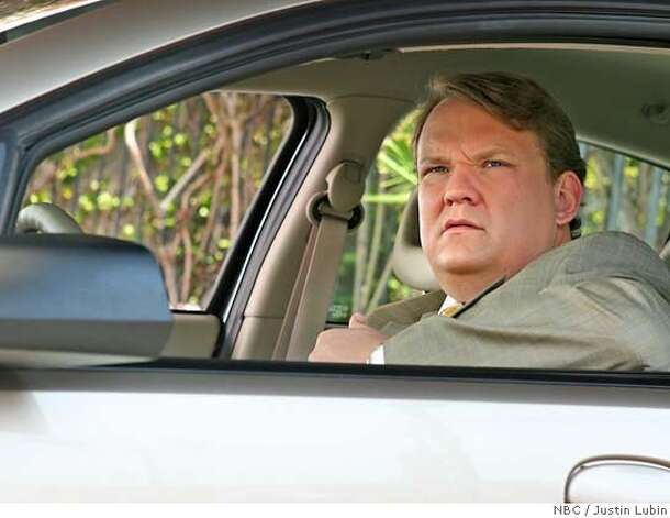 ANDY BARKER, P.I. -- NBC Series -- Pilot -- Pictured: Andy Richter as Andy Barker -- NBC Photo: Justin Lubin  FOR EDITORIAL USE ONLY -- NOT FOR SALE/DO NOT ARCHIVE Photo: Ho