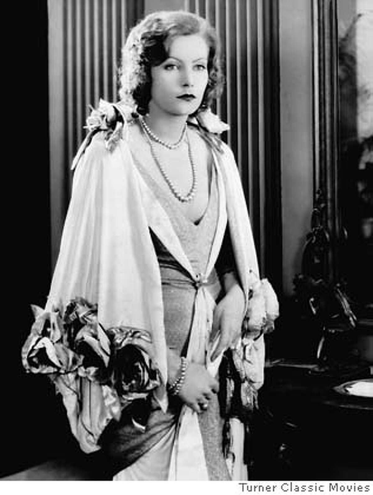 """**HFR **This photo of film legend Greta Garbo in the 1927 film """"Love"""" was released by Turner Classic Movies. Garbo is the subject of the TCM documentary special """"Garbo,"""" about the beautiful and mysterious star who died in 1990. The film from veteran British documentarian Kevin Brownlow premieres Tuesday, Sept. 6 at 8 p.m., EDT. (AP Photo/Turner Classic Movies) . PHOTO PROVIDED BY TURNER CLASSIC MOVIES"""