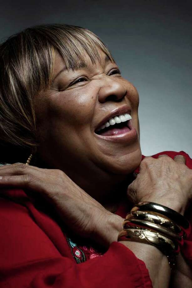 Mavis Staples (Chris Strong) Photo: Chris Strong