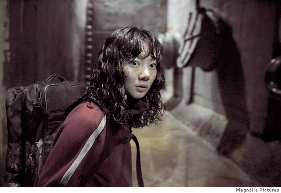 BAE Doo-na in THE HOST, a Magnolia Pictures release. Photo courtesy of Magnolia Pictures. Photo: Ho