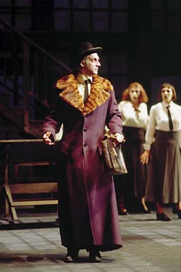 """The Overcoat"" at ACT Ran on: 08-21-2005"