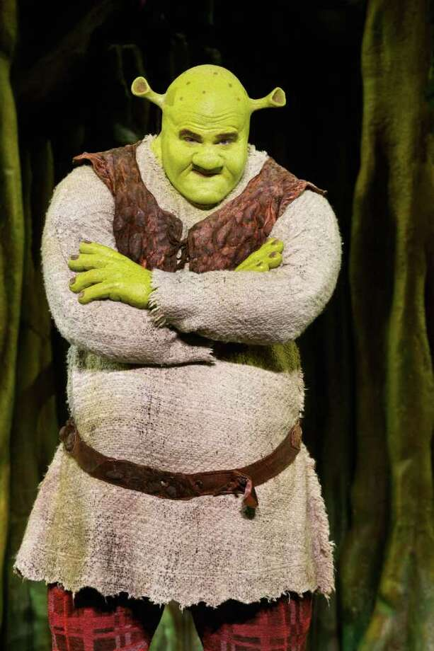 Shrek the Musical Photo: Joan Marcus / ©2011 Joan Marcus