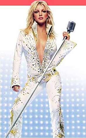 Britney -- made for boob tube? / Teen idol, J.Lo prepare lavish TV ...