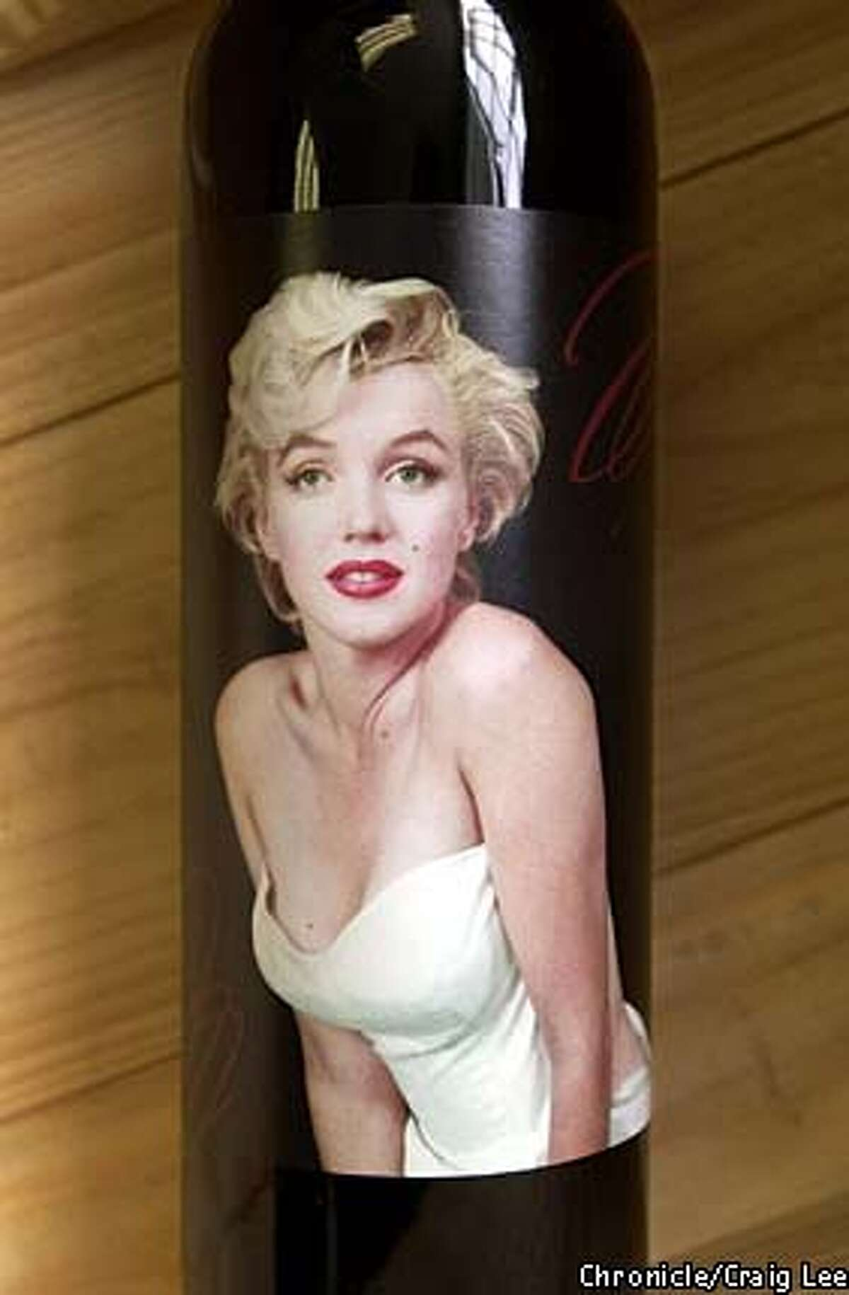If it looks this good, who cares what Marilyn Merlot tastes like? Chronicle photo by Craig Lee