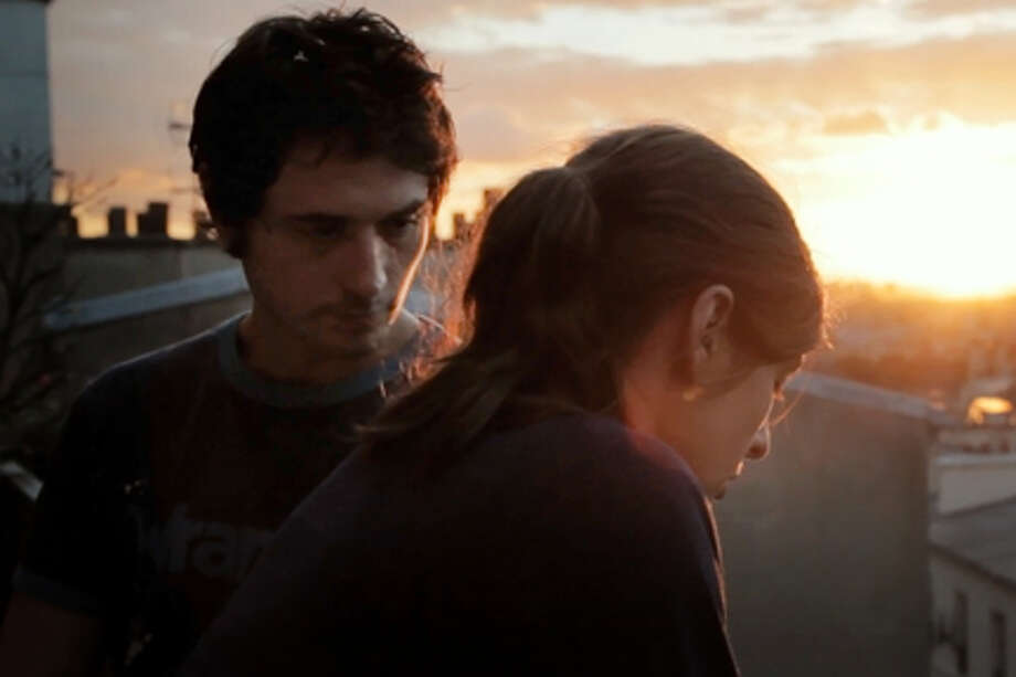 "Jérémie Elkaïm as Roméo and Valérie Donzelli as Juliette in ""Declaration of War."""
