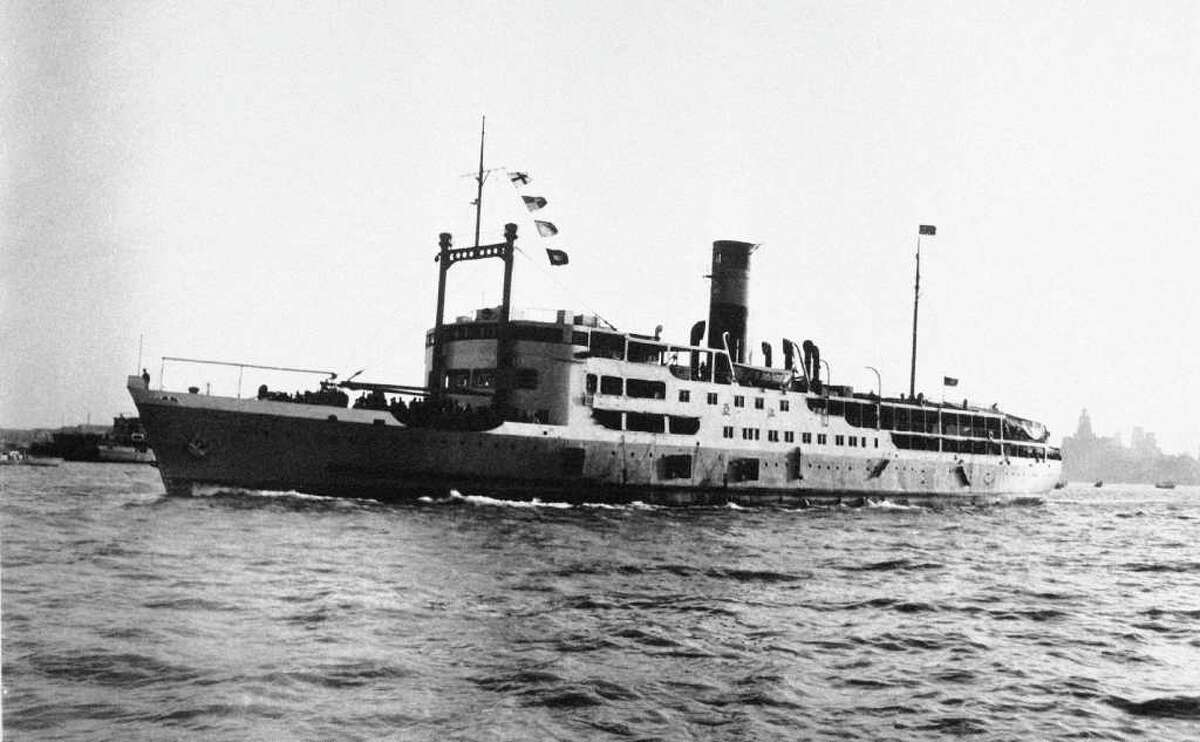 The Kiangya, a China Merchants Steam Navigation Co. steamer, sank off the coast of Shanghai on Nov. 3, 1948. Casualty estimates vary because of the large number of stowaways, but range from 2,750-3,920 people, most of which were refugees.