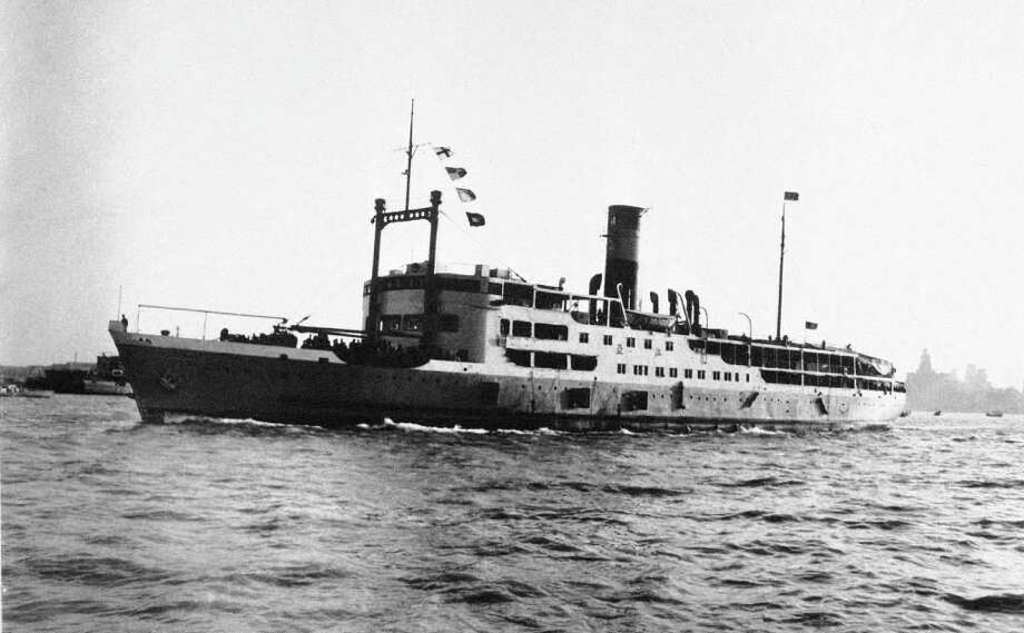 The Kiangya, a China Merchants Steam Navigation Co. steamer, sank off the coast of Shanghai on Nov. 3, 1948. Casualty estimates vary because of the large number of stowaways, but range from 2,750-3,920 people, most of which were refugees. Photo: AP