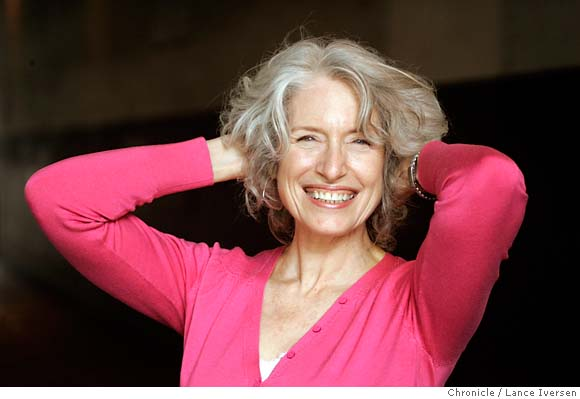 FIVE QUESTIONS / For Wendy Katzman / Beauty doesn't always have to fade with age
