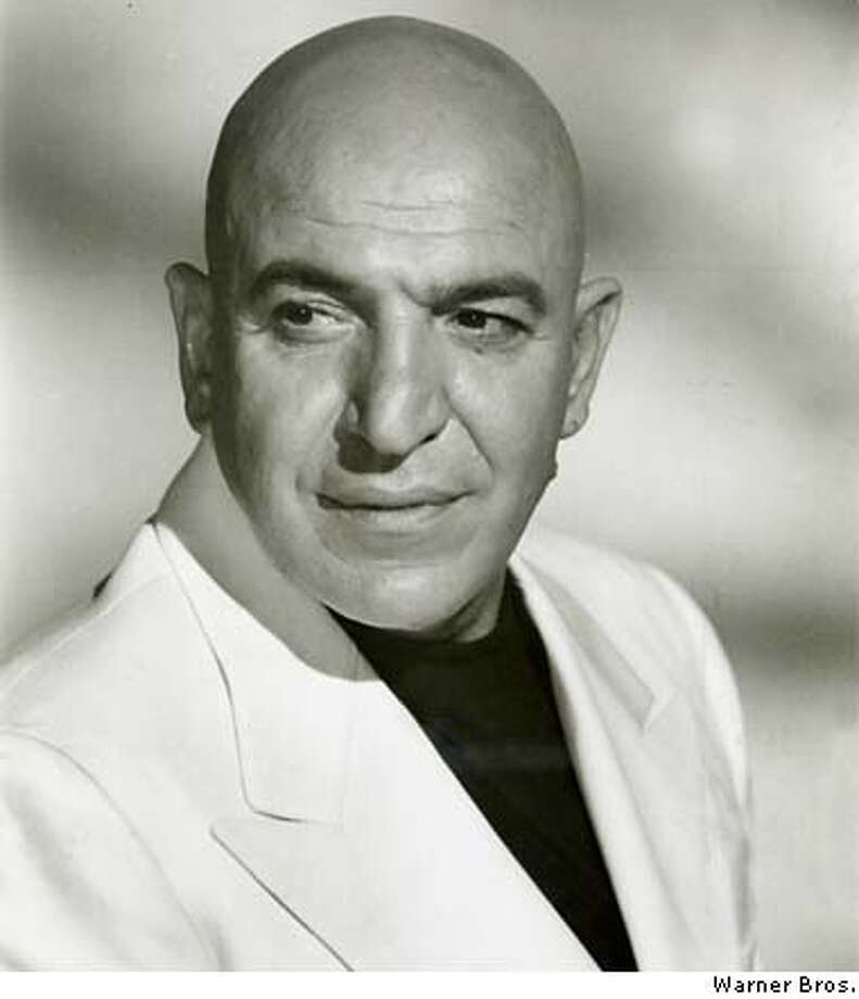 "Telly Savalas' ""I Walk the Line"" actually crosses it. Photo: Warner Brothers"