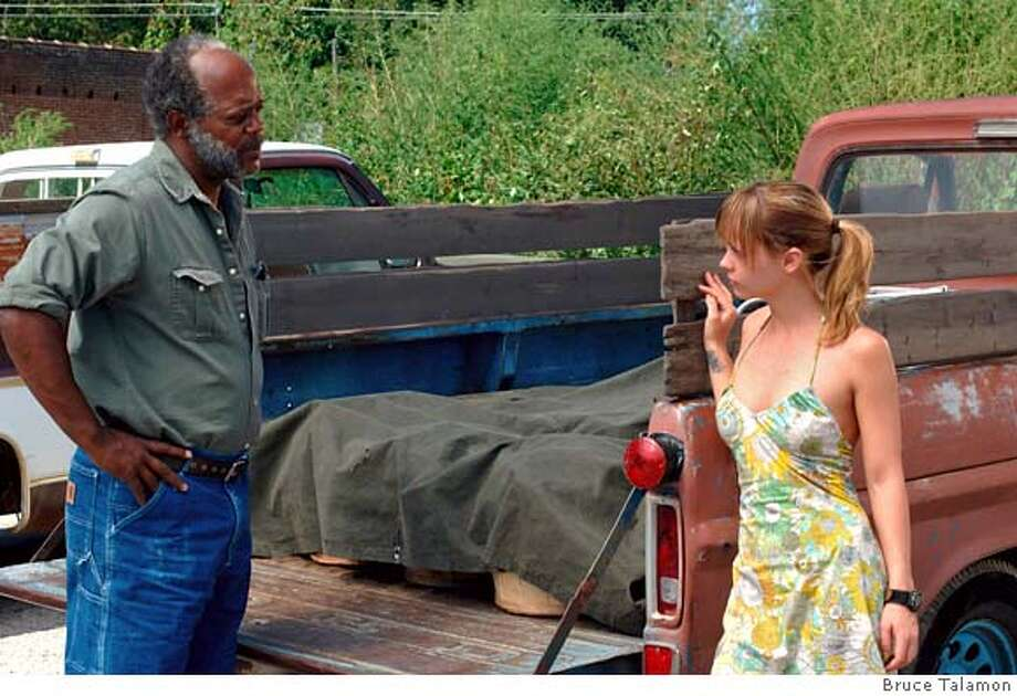 "Samuel L. Jackson and Christina Ricci star in Craig Brewer's ""BLACK SNAKE MOAN.""  Photo credit: Bruce Talamon Photo: Bruce Talamon"