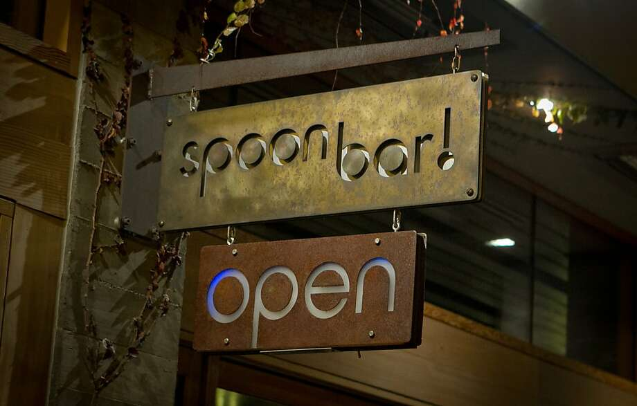 Spoonbar is in the H2hotel in Healdsburg. Photo: John Storey, Special To The Chronicle