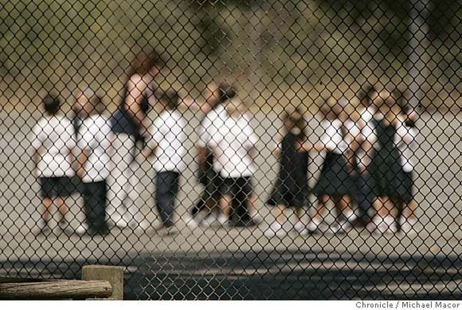 obese_005_mac.jpg Recent data gathered by the State of California has shown that school age children have not only maintained current weight averages but obesity has increased overall. 8/24/05 Bay Area, Ca Michael Macor / San Francisco Chronicle Mandatory Credit for Photographer and San Francisco Chronicle/ - Magazine Out Photo: Michael Macor