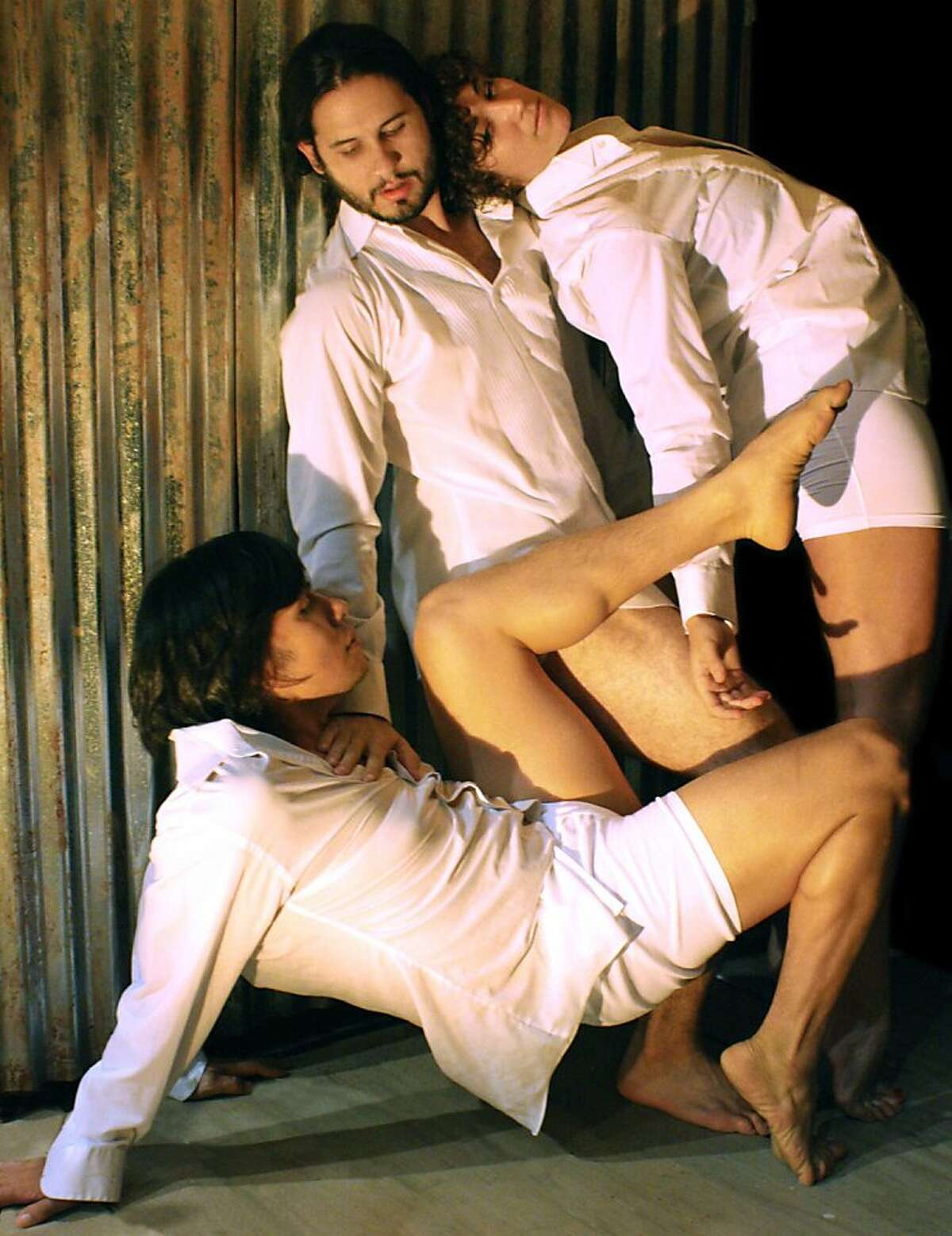 """The Davalos Dance Company will perform in """"A Wintry Mix"""" this week at CounterPulse."""