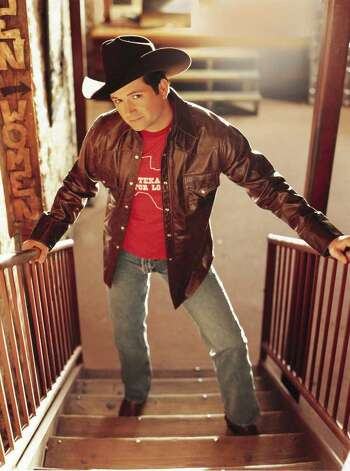 Tracy Byrd in a 2001 publicity photo. Enterprise file photo