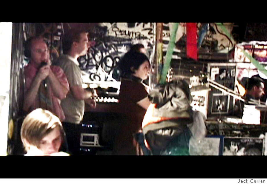 "Movie image from the documentary ""924 Gilman St."" Credit: Jack Curren Photo: Jack Curren"