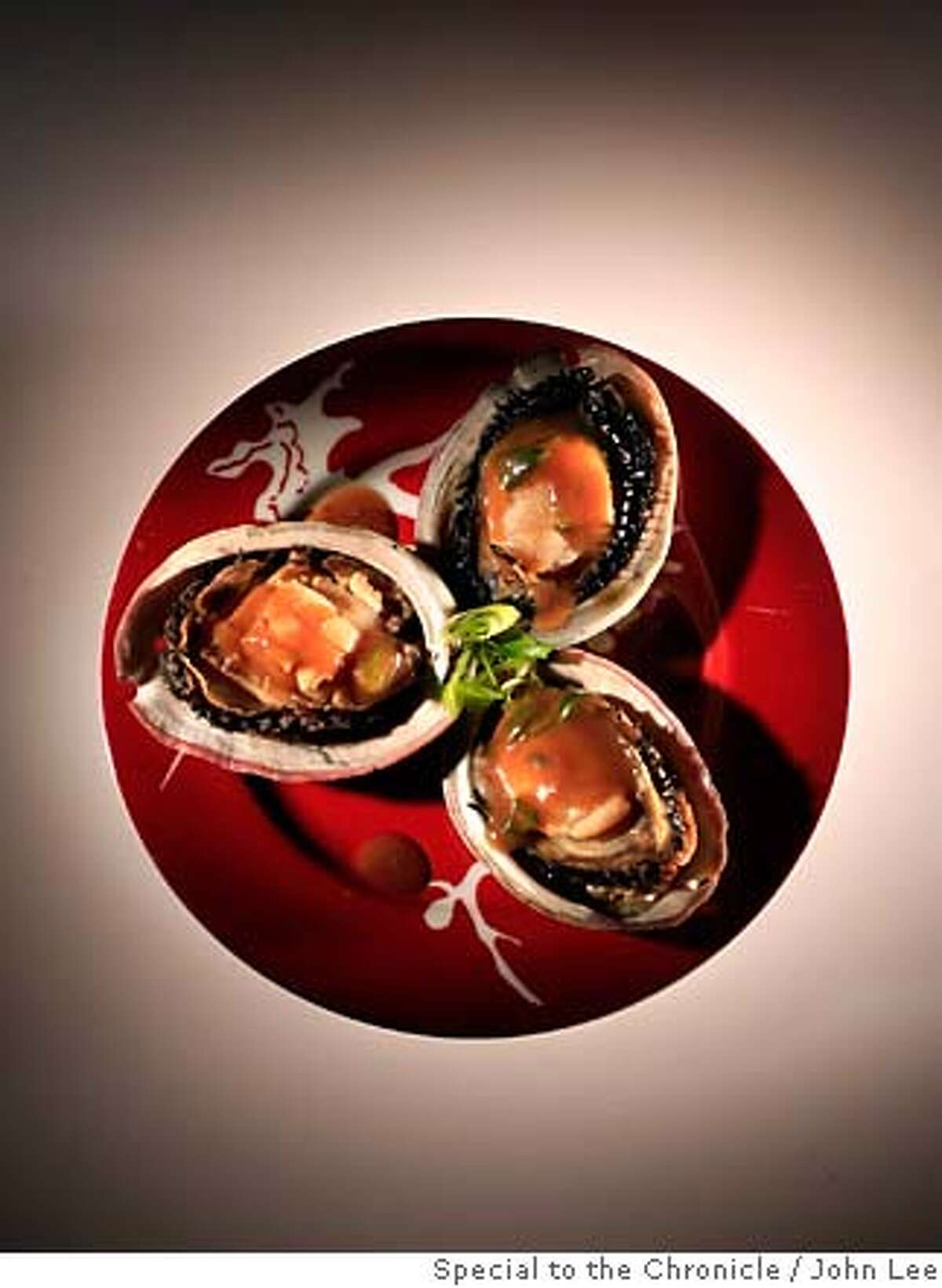 ABALONE28KOI_JOHNLEE.JPG Koi Palace abalone recipe. By JOHN LEE/SPECIAL TO THE CHRONICLE