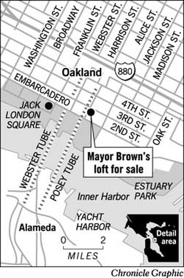 New Lifestyle Looms For Jerry Brown Oakland Mayor Is Downsizing