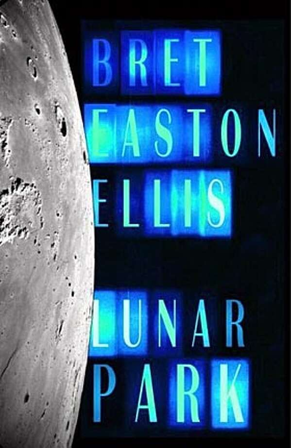 "Book cover art for, ""Lunar Park"" by Bret Easton Ellis. Ran on: 08-14-2005 BookReview#BookReview#Chronicle#08-14-2005#ALL#2star#e6#0423163444 BookReview#BookReview#Chronicle#08-21-2005#ALL#2star#e2#0423163444"