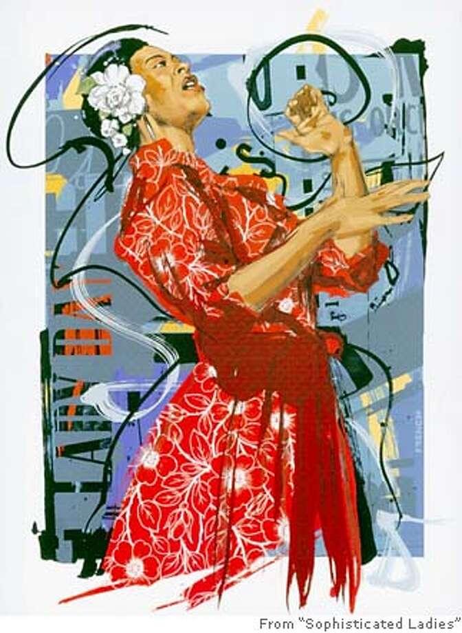 .jpg Billie Holiday handout/ handout Photo: Handout