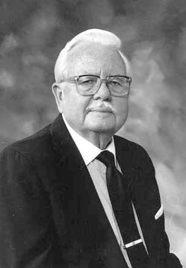 Obituary photo of William P. Rus. Photo: Handout