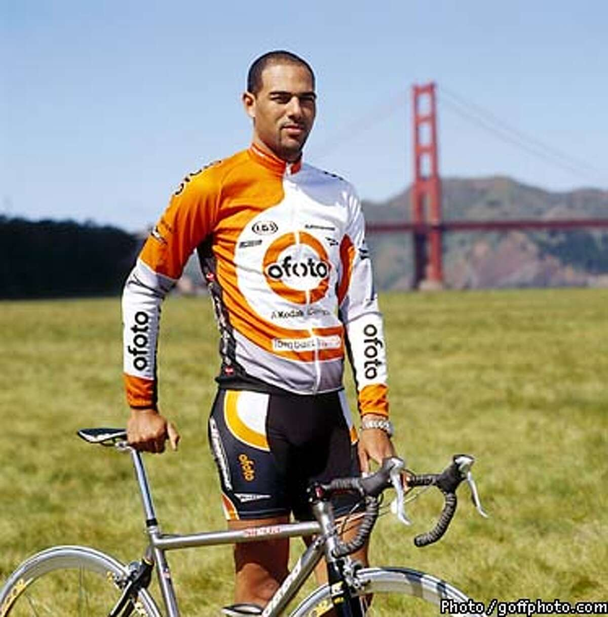 Devon Hoff- , Oakland resident who cycles for the OFOTO LOMBARDI professional team. Photo / goffphoto.com