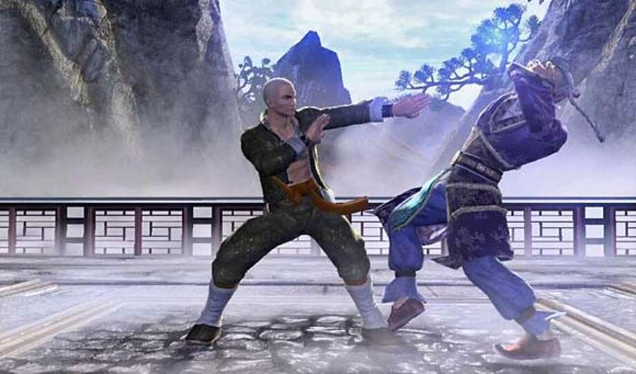 Virtua Fighter 5 by Sega Photo: Ho