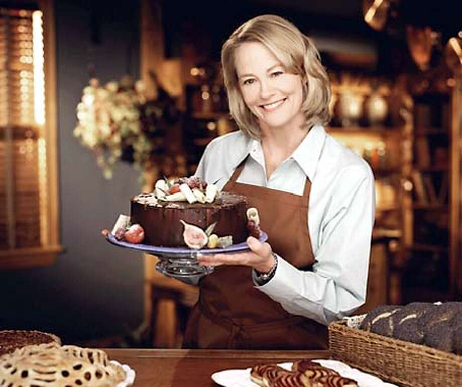 "** ADVANCE FOR WEEKEND EDITIONS MAY 15-18**Actress Cybill Shepherd stars in the title role of NBC's ""Martha Inc.: The Story of Martha Stewart,"" in this undated promotional photo. Shepherd, who hated domestic education at school, took a few culinary lessons from a top chef to prepare for the role in the TV film, which airs at 9 p.m., EDT, on Monday, May 19, 2003. (AP Photo/NBC, Chris Reardon) Photo: CHRIS REARDON"