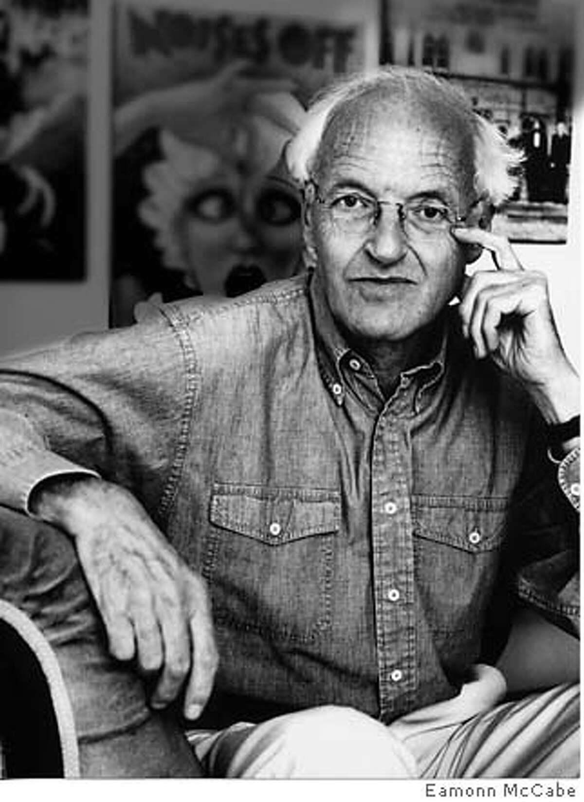 """Michael Frayn, author of """"The Human Touch: Our Part in the Creation of the Universe"""" FOR USE WITH BOOK REVIEW ONLY"""