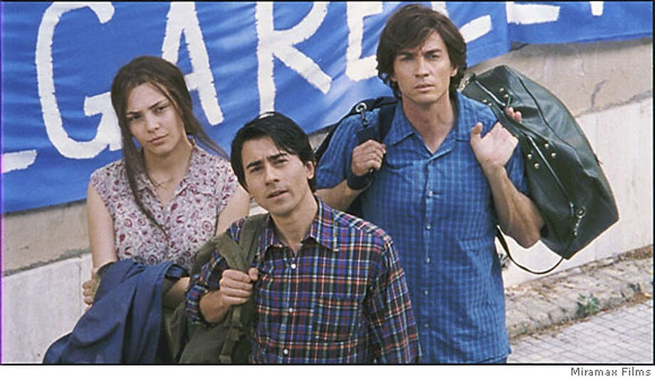BLUE31_02.JPG (From Left to Right) Jasmine Trinca, Luigi Lo Cascio and Alessio Boni star in Marco Tullio Giordana�s THE BEST OF YOUTH. Photo Courtesy of Miramax Films Ran on: 03-31-2005  Jasmine Trinca, Luigi Lo Cascio and Alessio Boni in the six-hour &quo;Best of Youth.&quo; ALSO RAN 06/05/05  Ran on: 02-11-2006  The Alps loom behind Turin, site of not only the Winter Olympics but also a rich legacy of film, including, at right, the Mole Antonelliana, where Italy's National Museum of Cinema is located.  ALSO Ran on: 02-26-2006  Photo caption Photo: Miramax
