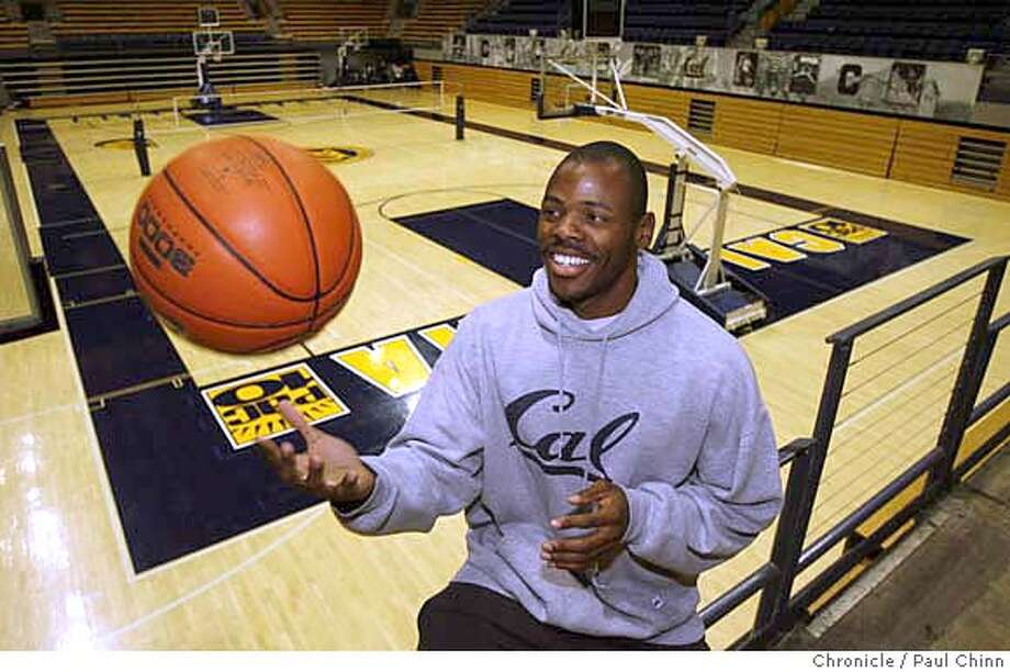 Cal Bears guard Patrick Armstrong at Haas Pavilion in Berkeley, Calif. on Wednesday, February 14, 2007. The 6-0 senior finally made the team as a walk-on after trying out - and getting cut - three times before.  PAUL CHINN/The Chronicle  **Patrick Armstrong MANDATORY CREDIT FOR PHOTOGRAPHER AND S.F. CHRONICLE/NO SALES - MAGS OUT Photo: PAUL CHINN