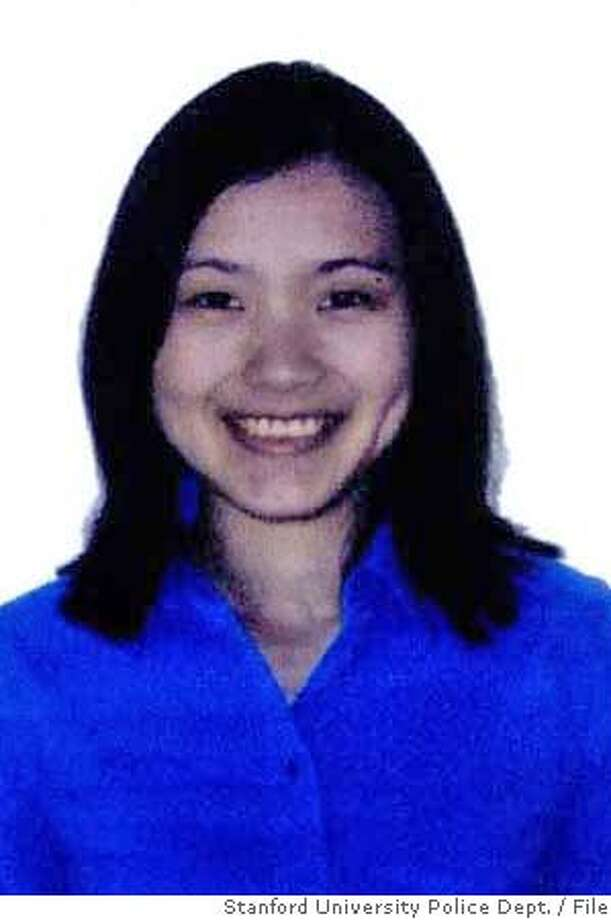 Missing Stanford grad student Mengyeo Zhou. CR: Stanford University Police Dept. Ran on: 01-24-2007  Mengyao &quo;May&quo; Zhou has not been seen since 10:30 a.m. Saturday, when she left in her car. Photo: Handout
