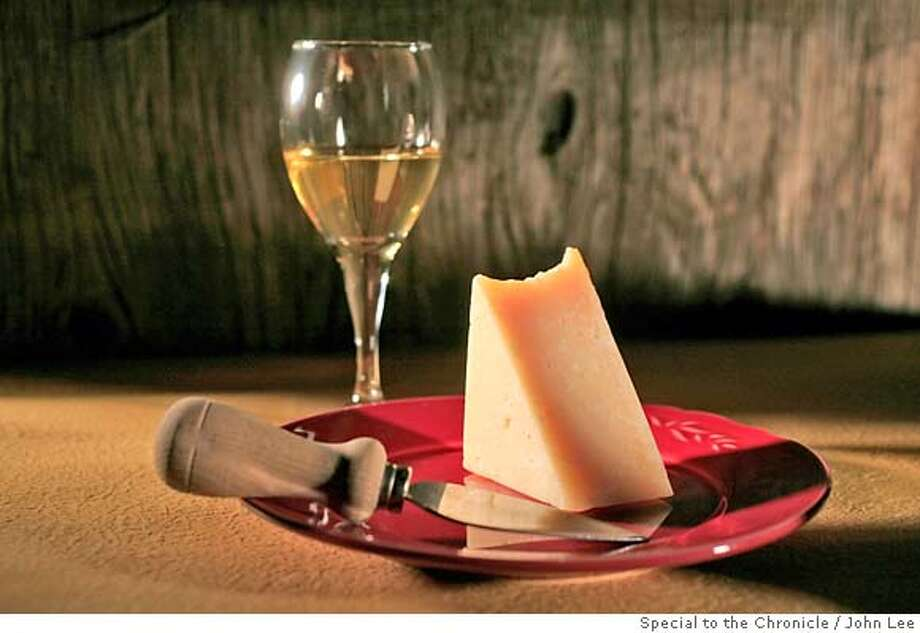 CHEESE16_01JOHNLEE.JPG  Stravecchio Parmesan.  By JOHN LEE/SPECIAL TO THE CHRONICLE Photo: JOHN LEE