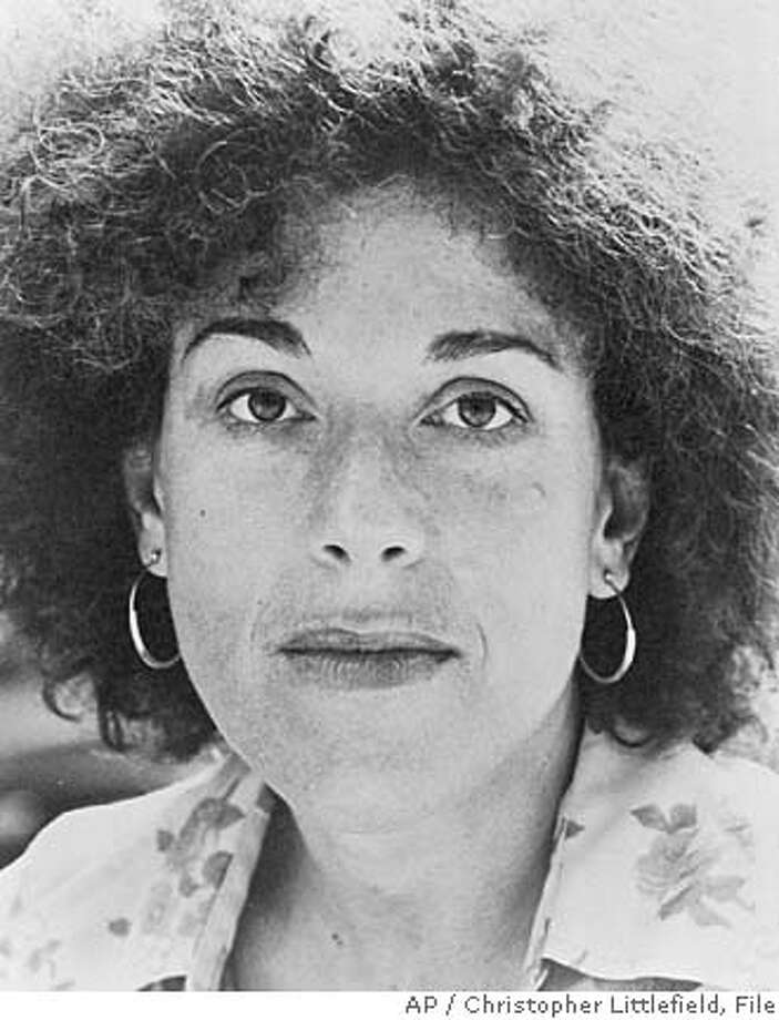 """** FILE ** Judith Rossner is shown in this Oct. 17, 1977, file photo. Rossner, whose hugely successful novel """"Looking for Mr. Goodbar"""" was made into a movie starring Diane Keaton, died Tuesday night, Aug. 9, 2005. She was 70. (AP Photo/Christopher Littlefield, File) OCT. 17, 1977 FILE PHOTO; B&W PHOTO Photo: CHRISTOPHER LITTLEFIELD"""