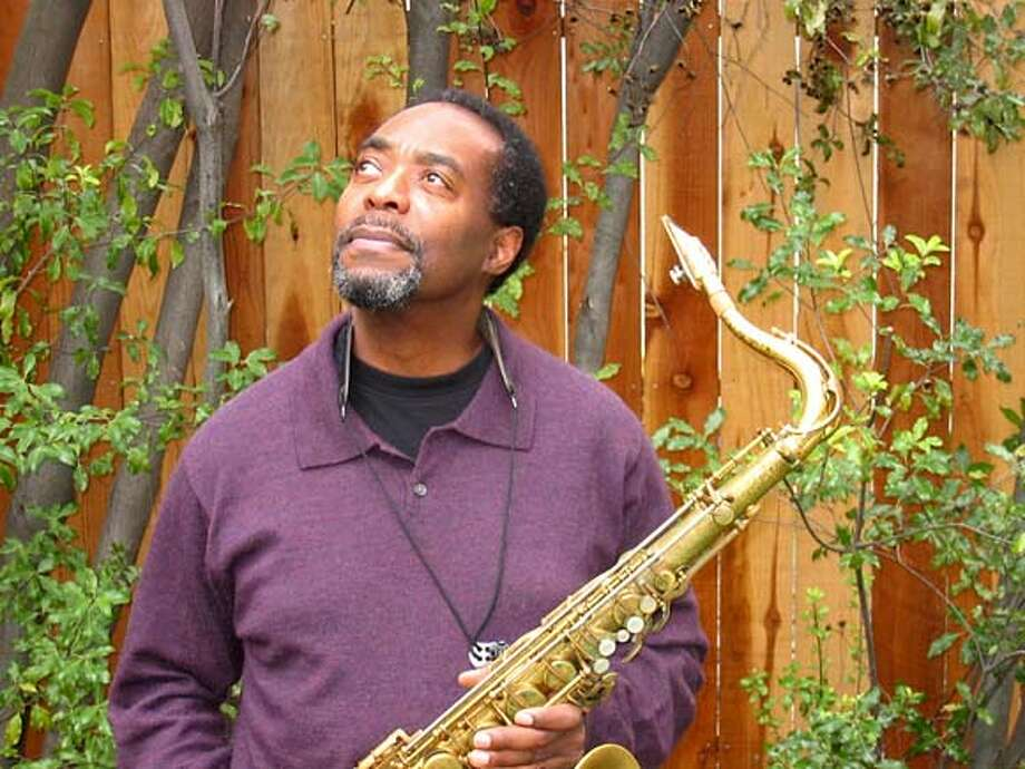 "EBDATES:  Ron Stallings, who will be one of the performers at ""Context for Peace"" held Freday, Dec. 5th at La Pena Cultural Center in Berkeley. Photo: Handout"