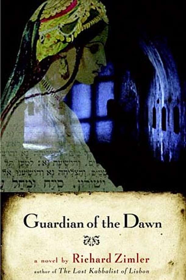 """Book cover art for, """"Guardian of the Dawn"""" a novel by Richard Zimler. BookReview#BookReview#Chronicle#08-07-2005#ALL#2star#e6#0423148630"""