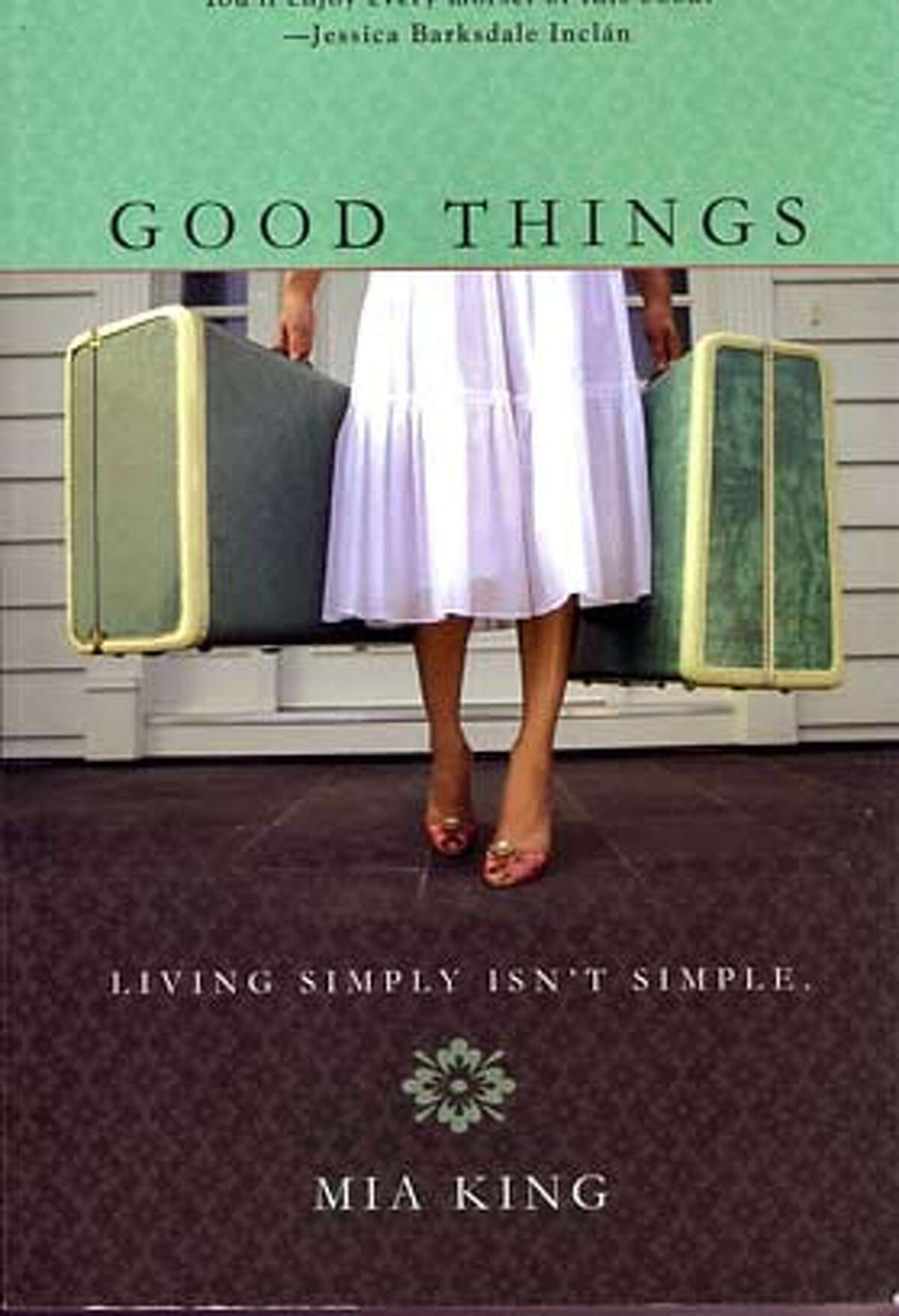 """Good Things"" by Darien Hsu Gee (writing as Mia King)"