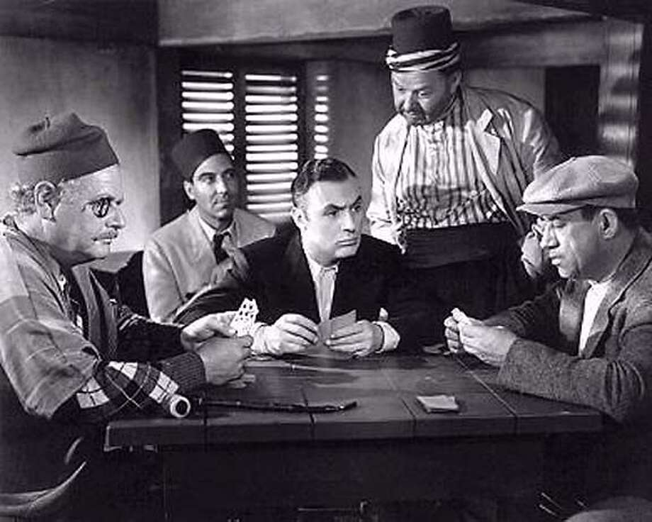 """Charles Boyer in """"Algiers"""" Photo: United Artists"""