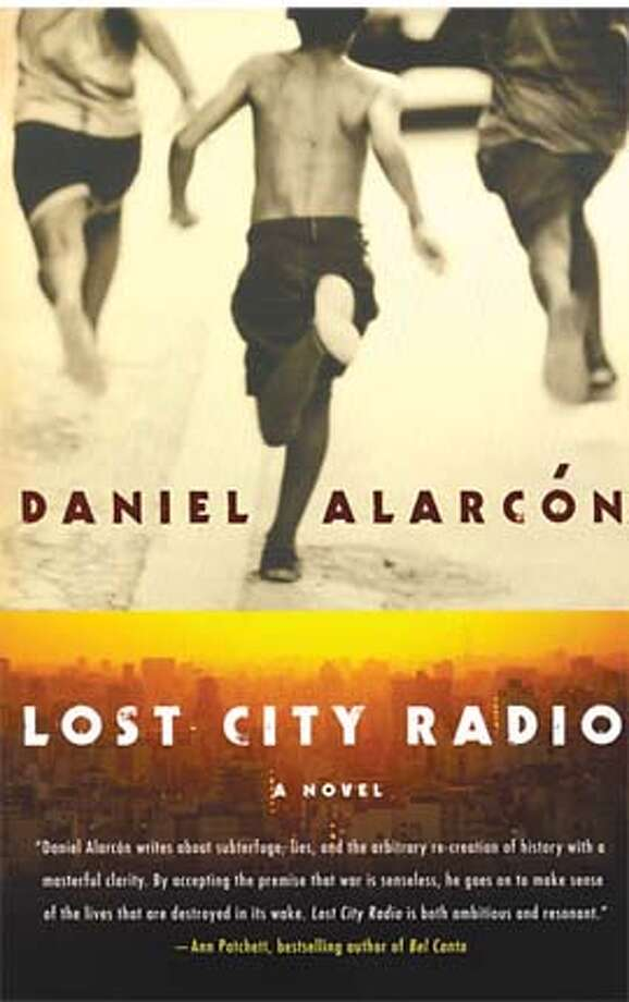 """Lost City Radio,"" by Daniel Alarc�n."