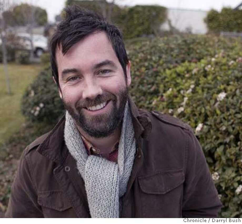 Sheik_0004_db.JPG  Singer-songwriter, Duncan Sheik, in Menlo Park, CA, on Friday, January, 26, 2007. photo taken: 1/26/07  Darryl Bush / The Chronicle ** Duncan Sheik (cq) MANDATORY CREDIT FOR PHOTOG AND SF CHRONICLE/ -MAGS OUT Photo: Darryl Bush