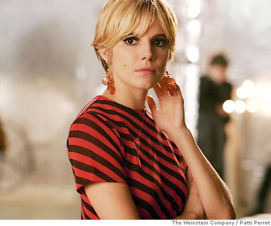 "In this photo provided by The Weinstein Company, Sienna Miller is Edie Sedgwick in George Hickenlooper's ""Factory Girl."" (AP Photo/The Weinstein Company/Patti Perret) Photo: Patti Perret"