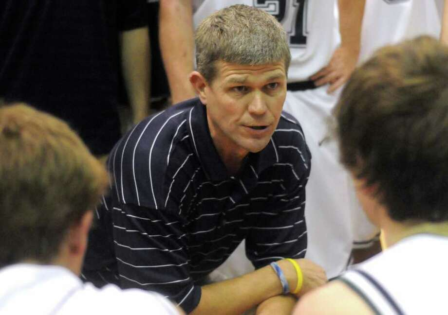 College Park basketball coach Clifton McNeely Photo: David Hopper / Freelance