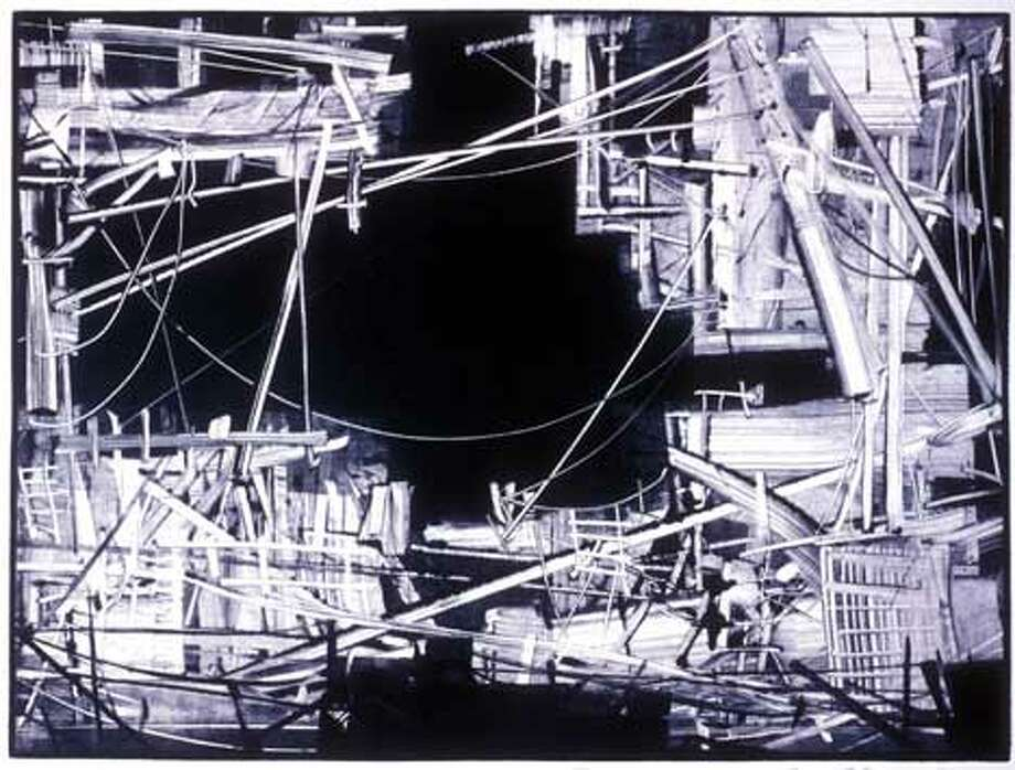 "Kevin Fletcher's ""China Basin Nocturne II"": Complexity and control."