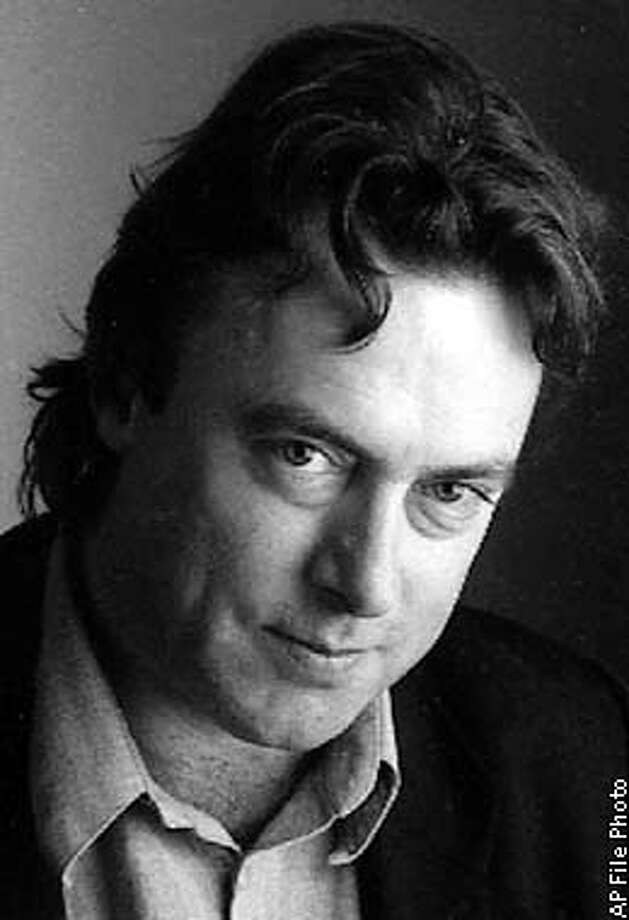 FILE--This is an undated file photo of journalist Christopher Hitchens. Both Hitchens and his wife have both signed sworn affidavits saying that White House aide Sidney Blumenthal , at a lunch in March 1998, had referred to Ms. Lewinsky as a 'stalker.' (AP Photo/Verso)  BY ASSOCIATED PRESS BLACK AND WHITE ONLY