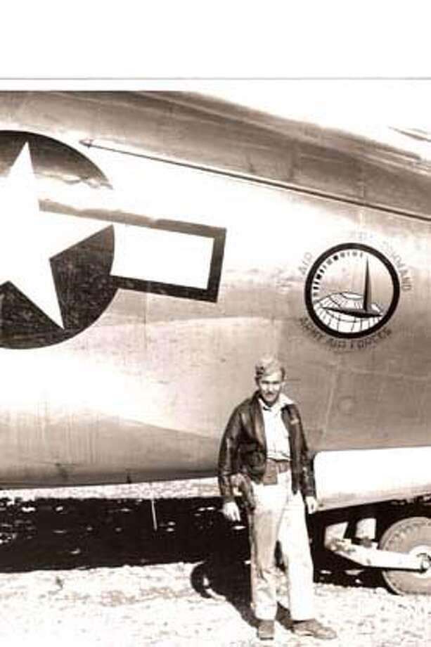 Obituary photo of Norman Spitzer. Photo: Handout