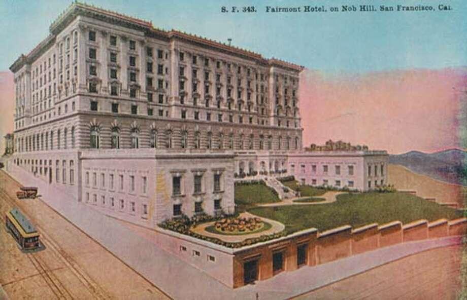 The Fairmont Hotel