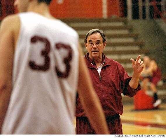 dick davey basketball coach